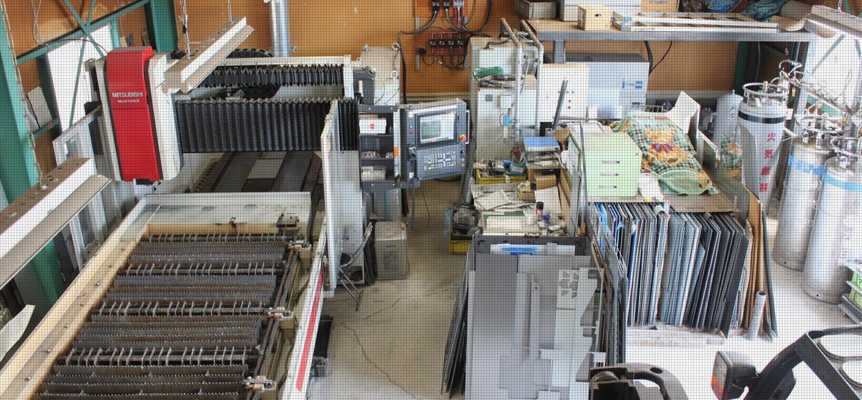 松田製作所工場写真